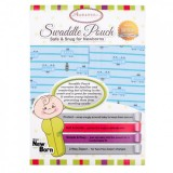 Autumnz - Swaddle Pouch (Ride On Tram) *Size S*