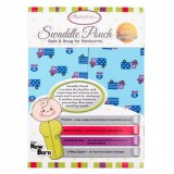 Autumnz - Swaddle Pouch (Sporty Trucks) *Size S*