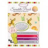Autumnz - Swaddle Pouch (Animal Paradise) *Size S*