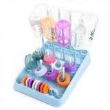 * EASY Bottle Drying Rack (Cadet Blue)