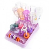 * EASY Bottle Drying Rack (Baby Lilac)