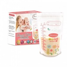 Autumnz -Double Zip Lock Breastmilk Storage Bag (28 bags) *12oz* (NEW)