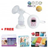 Autumnz - BLISS G2 Single Electric Breastpump w FREE GIFTS total worth RM79.40