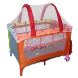 Bumble Bee - Bassinet Playpen *Rainbow* with FREE GIFTS *BEST BUY*