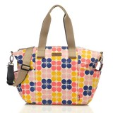 Babymel - Evie Changing Bags (Floral Dot Fruity)