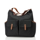 Babymel - Frankie Changing Bags (Black)