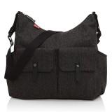 Babymel - Frankie Changing Bags (Tweed)