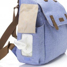 Babymel - Robyn Convertible Backpack (Bluebell)