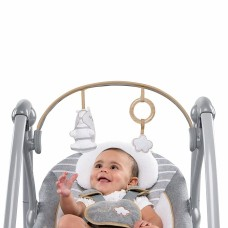 Bright Starts - Ingenuity Boutique Collection Swing N'Go Portable Swing (Bella Teddy) BEST BUY