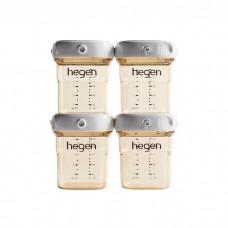Hegen - PCTO PPSU Breast Milk Storage 150ml/5oz (4 pack) *BEST BUY*