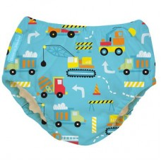 Charlie Banana - 2-in-1 Swim Diapers & Training Pants (Construction)