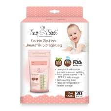 Tiny Touch Breast Milk Storage Bag 150ml/5oz (20pcs)
