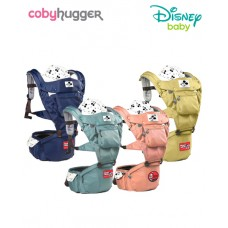 Coby Hugger Baby Hipseat Carrier Mickey / Minnie *Mint*
