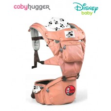 Coby Hugger Baby Hipseat Carrier Mickey / Minnie *Pink*