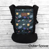 * CuddleMe - Lite Carrier *OUTER SPACE*