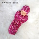 * CuddleMe - Hybrid Swaddlepod *BARBIE GIRL*