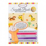 Autumnz - Swaddle Pouch (Animal Paradise) *Size M*