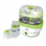 Little Bean - Digital Sterilizer With 3 bottles