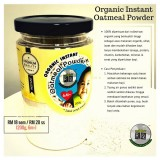 Mummy RQ - Organic Instant Powder (Oatmeal) *BEST BUY*