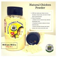 Mummy RQ - Natural Powder (Chicken) *BEST BUY*