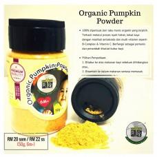Mummy RQ - Organic Powder (Pumpkin) *BEST BUY*