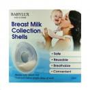 Babylux - Breast Milk Collection Shells 2pcs