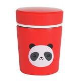 Snapkis - Stainless Steel Food Flask 280ml *Panda*