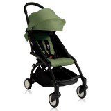 Babyzen - Yoyo+ Stroller +6months *PEPPERMINT* with BLACK Frame