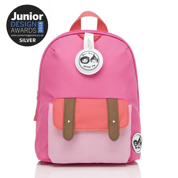 Babymel Zip Amp Zoe Mini Backpack Amp Safety Harness Reins