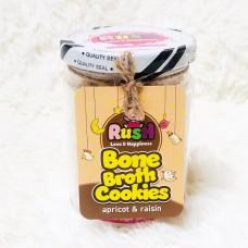 Rush Baby - Bone Broth Cookies (Apricot & Raisin) *BEST BUY*