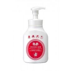 B&B - Feeding Bottle Cleanser Bubble Type Bottle 450ML *BEST BUY*