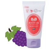 B&B - Baby Toothpaste Gel Type 40G (Grape) *BEST BUY*