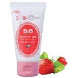 B&B - Baby Toothpaste Gel Type 40G (Strawberry) *BEST BUY*