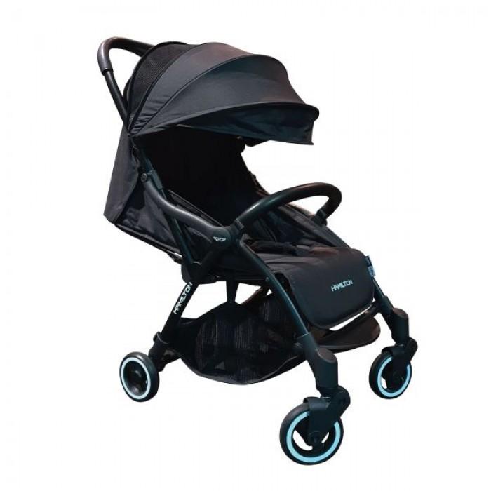 Hamilton - Ezze Elite Pro Stroller *Carbon Black*