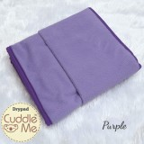 * CuddleMe - Dry Pad (Waterproof Mattress Protector) *PURPLE*