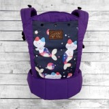 * CuddleMe - Lite Carrier *MERMAID CATS*