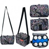 Autumnz - Fun Foldaway Cooler Bag (Vine Black)