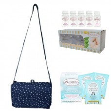 Autumnz - Fun Foldaway Cooler Bag Complete Set (10 btls) - Starry Blue