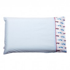 Clevamama - Replacement Cover Baby Pillow *Blue*