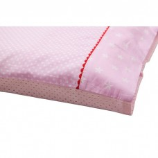 Clevamama - Replacement Cover Toddler Pillow *Pink*
