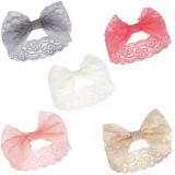 Hudson Baby - Headbands Lace 5pk (58561)