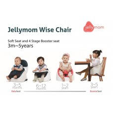 Jellymom - Wise Chair (Charcoal)