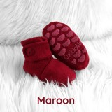 * CuddleMe - Prewalker *MAROON* BEST BUY