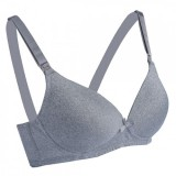 Autumnz - Maya Nursing Bra (No underwire) *Grey*