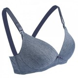 Autumnz - Maya Nursing Bra (No underwire) *Spanish Grey*