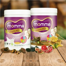Momma - Pregolact Vanilla Bliss 420G *BEST BUY*