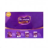 Momma - Pregolact Mix - Mini Pack (Chocolate + Vanilla Bliss) 20G x 2 Sachets *BEST BUY*