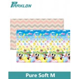 Parklon - PVC Pure Soft Mat (M) *Mickey + Zigzag*