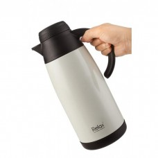 Relax - 18.8 Stainless Steel Thermal Carafe 1100ML (Pearl White) *BEST BUY*