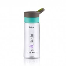 Relax - Tritan Water Bottle 600ML *BEST BUY*